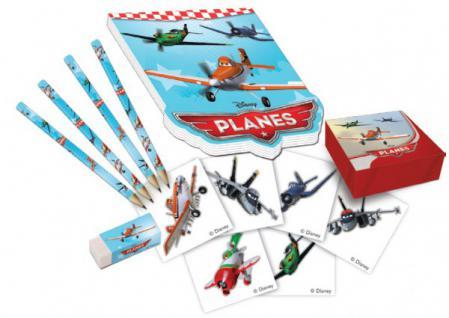 16 Teile Disney Planes Schreibwaren Set