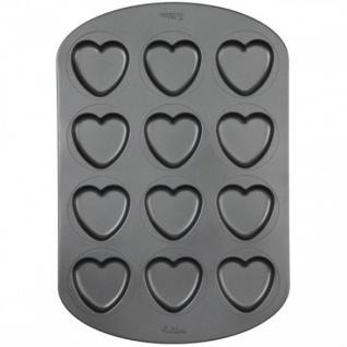 Premium Antihaft Herzchen Backformen