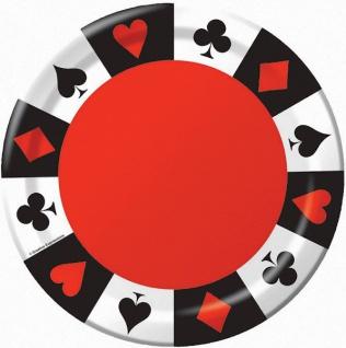8 Casino Poker Party Teller