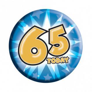 Geburtstags Button 65