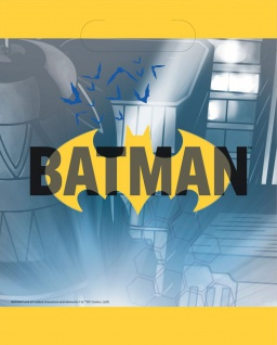 8 Batman Party Tüten
