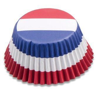 50 Alu Muffin Förmchen Niederlande