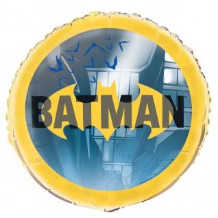 Batman Standard Folien Ballon
