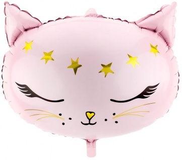 Folien Ballon kleine Katze
