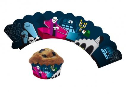 12 Muffin Wraps Vampir