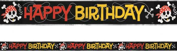 Piraten Spaß Geburtstags Banner