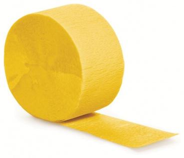 Kreppband Sonnen Gelb
