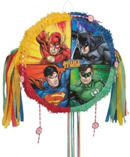 Justice League Zugband Pinata
