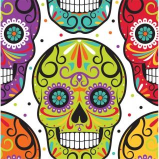 16 Halloween Servietten Skelebration