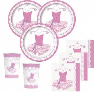 8 Papp Teller Pink Ballerina - Vorschau 2