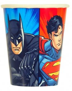 8 Papp Becher Justice League