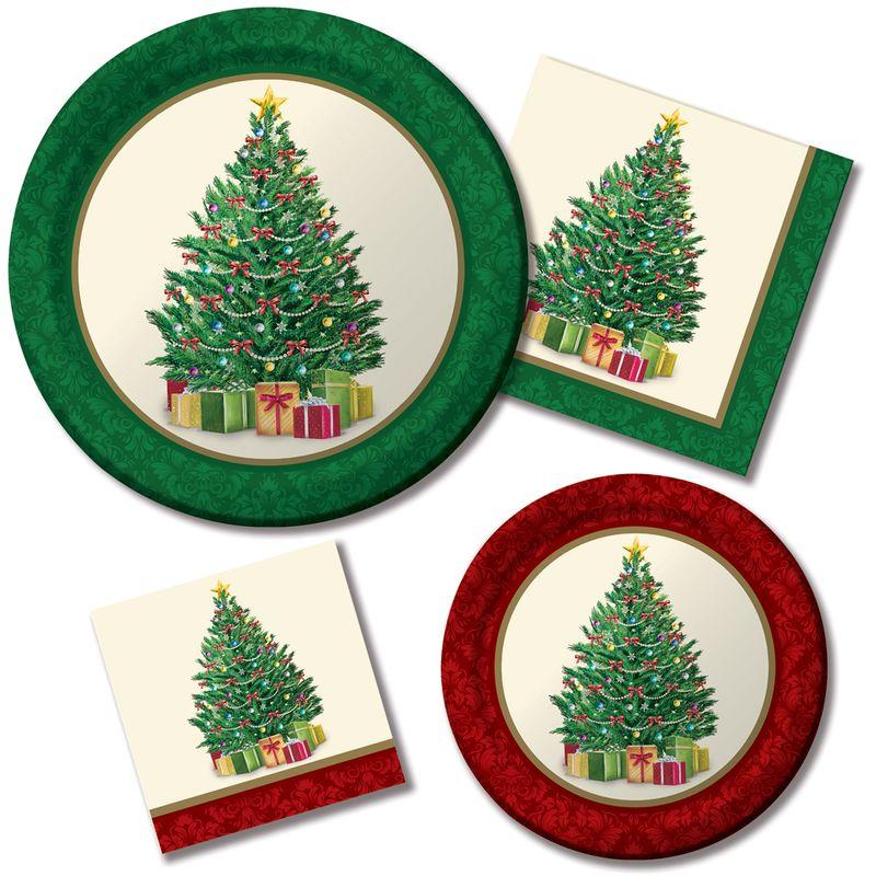 Perfekter Weihnachtsbaum