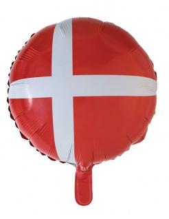 Dänemark Folien Ballon 45 cm