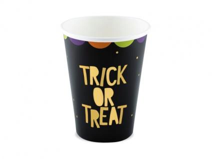 48 Teile kleines Fingerfood Halloween Deko Set Grusel Freunde für 16 Kinder - Vorschau 3