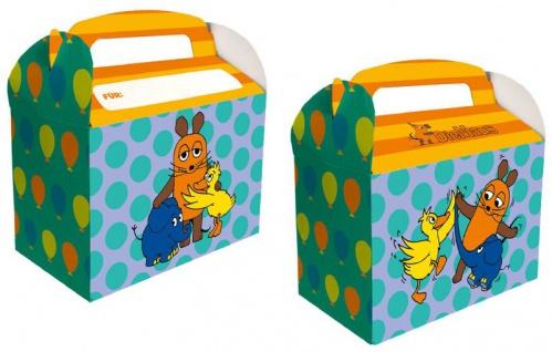 8 Geschenk Boxen Die Maus