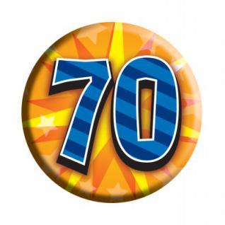 Geburtstags Button 70