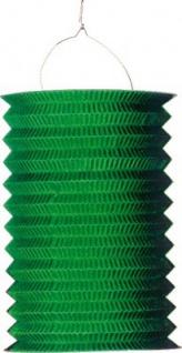 Zuglaterne Grün