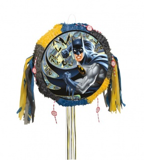 Batman Comic Zugband Pinata