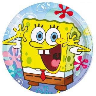 8 Party Teller Spongebob
