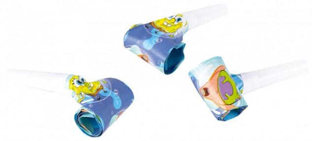 6 Spongebob Luftrüssel
