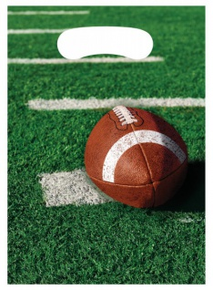 8 Partytüten American Football Superbowl Party