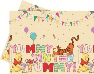 48 Teile Disney Winnie Puuh Party Deko Set für 8 Kinder - Vorschau 4