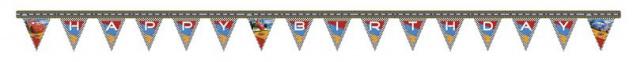 Cars RSN Geburtstags Girlande