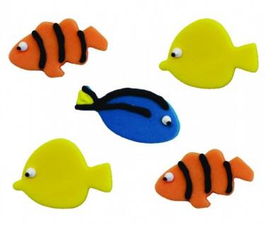 Zuckerfiguren Fische