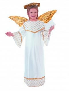 Goldener Engel Kinderkostüm