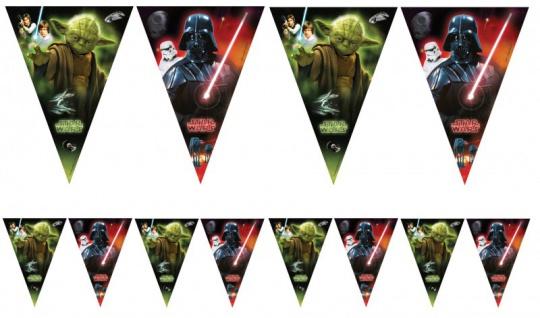 Wimpel Kette Star Wars Classic