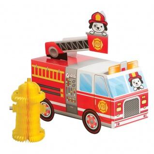 Feuerwehr Alarm Tischaufsteller