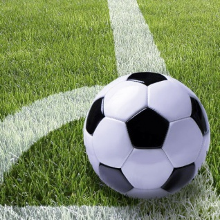 60 Teile Fußball Party Deko Set Eckball 20 Personen - Vorschau 4