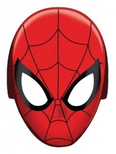 8 Masken Spiderman