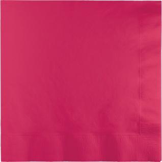 36 Teile Party Deko Set Pink Magenta für 8 Personen - Vorschau 3