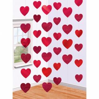 Herzen Tür und Wand Dekoration