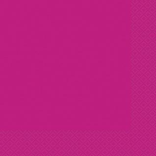 100 Teile Party Deko Set Neon Pink für 28 Personen - Vorschau 4