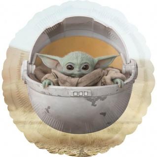 Star Wars Folienballon Mandalorian Baby Yoda