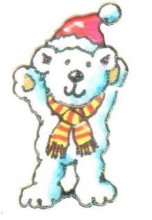 Eisbär Mini Sticker - ItSticks