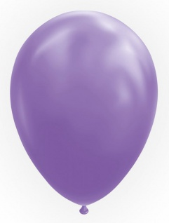 10 Luftballons in Lavendel 30cm