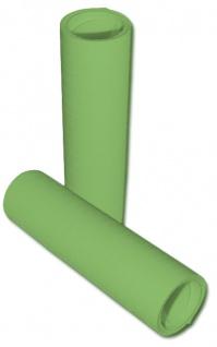 Papier Luftschlangen Limonen Grün - 1 Rolle a 20 Wurf flammensicher