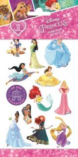 1 Bogen Disney Princess Kinder Tattoos