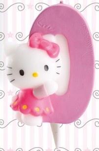 Hello Kitty Kerze 0