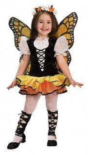 Schmetterling Kostüm Set