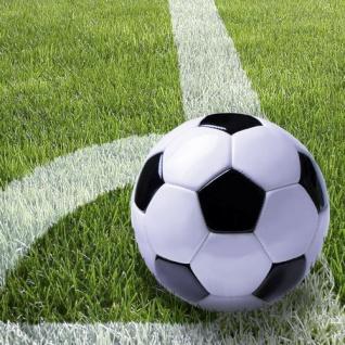 40 Teile Fußball Party Deko Set Eckball 10 Personen - Vorschau 4