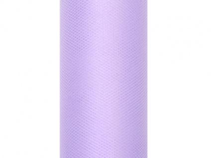 Tüll Lavendel 0, 15 x 9m - Tischläufer