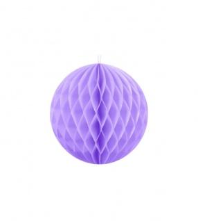 Wabenball Lavendel 10 cm