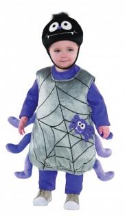 Kleinkind Plüsch Kostüm Spinne