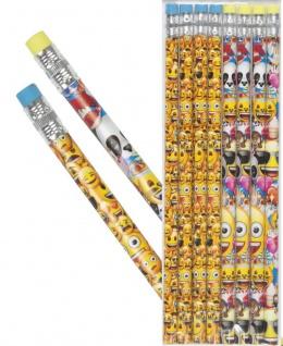 8 Emoji Bleistifte