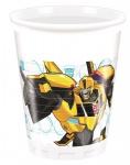8 Becher Transformers Power Up