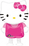 Hello Kitty kleiner Airwalker Folienballon